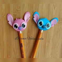 1 million+ Stunning Free Images to Use Anywhere Polymer Clay Pens, Polymer Clay Kawaii, Polymer Clay Projects, Polymer Clay Charms, Diy Clay, Clay Crafts, Crea Fimo, Diy Crafts For Girls, Pencil Toppers