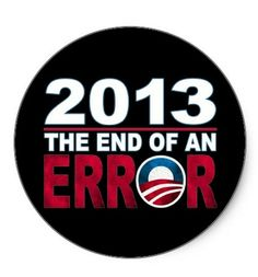 2013 The End of an Error #Zazzle