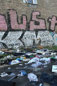 Berlin ist Deutschlands dreckigstes Großstadt-Moloch
