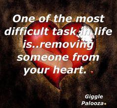Broken Heart just-pondering