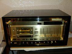 Nakamichi 1000-ZHL Cassette Recorder Tape Deck
