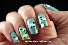 sheep lamb nails barry m nail art pens