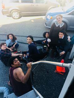 Chilling Adventures of Sabrina on Netflix in Oct the 6 2018 Archie Comics, Series Movies, Tv Series, Sabrina Cast, Weird Sisters, Teen Witch, Kiernan Shipka, Sabrina Spellman, The Dark World