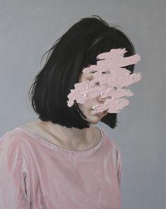 Tokyo Social Club — 14isarbitrary: FIXED IT III Oil on Canvas 60 x...