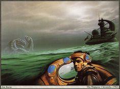 Jim Burns - The Majipoor Chronicles.jpg by Paul B. Hartzog, via Flickr