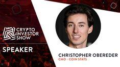 New Speaker: Christopher Obereder 30 Under 30, Speakers, Loom, Fabric Frame, Loudspeaker