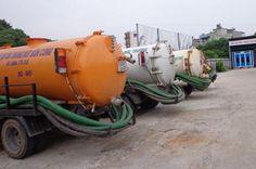 Thông tắc cống hút bể phốt tại Phú Thọ