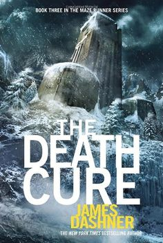 The Death Cure - James Dashner (Inglese)