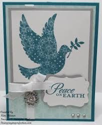 calm christmas stampin up - Google Search