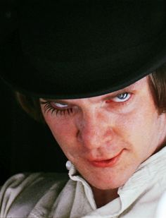 A Clockwork Orange (1971)  We went to see this in 1971, and walked out early due to the violence.