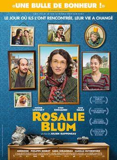 Rosalie Blum de J. Rappeneau (2016 - Mars). Tel est pris (épris) qui croyais prendre ! Ce film est décidément plein de charme ! ;-)