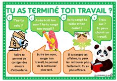 French Teacher, Teaching French, Classroom Management Techniques, French Education, French Classroom, French Resources, Teaching Time, Classroom Posters, Classroom Ideas