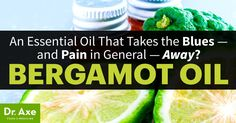 Bergamot oil, classified as an essential oil, has many health benefits and can be added to any number of foods. It also can be used as a deodorant and fight many maladies.