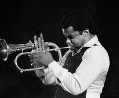 Freddie Hubbard Jazz Trumpet, Trumpet Music, Jazz Artists, Jazz Musicians, Freddie Hubbard, All About Jazz, Classic Jazz, Free Jazz, Trumpet Players