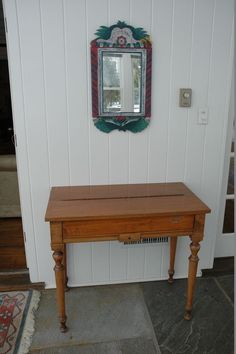 """Antique ladies writing desk, amazing and measuring 36""""x20""""x32"""". Stunning and being from a Connecticut estate/farmhouse"""