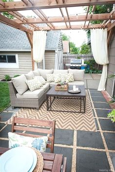 gravel works well for Classic patios offering a timeless feel. It is appropriate for any landscape style. Gravel patio is a treatment for an outdoor space or paved area adjoined to a house wherein it…MoreMore #OutdoorsLiving