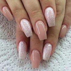 31 pretty nude nail ideas : Nail art design ideas #nails #nailart