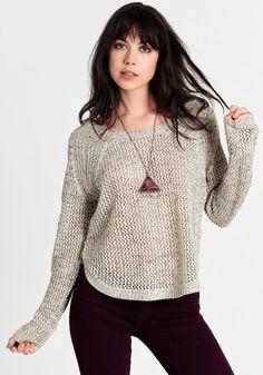 $46.00 Futile Fancy Sweater - $46.00: ThreadSence, Women's Indie