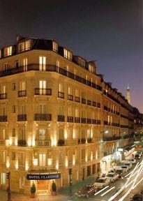 Hotel Claridge , Paris
