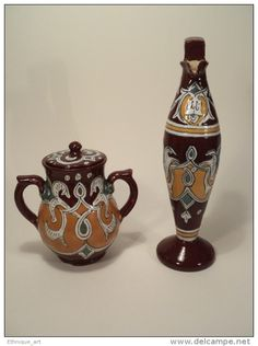 plat tunisien fai nce de tunisie poterie ben s drine nabeul tunisian ceramic ceramica pottery. Black Bedroom Furniture Sets. Home Design Ideas
