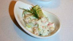 Shrimp Avocado Tartar - Garnelen-Avocado-Tartar
