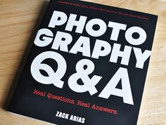 """Good resources from Digital Photography School """"3 of My Favorite Photography Books"""""""