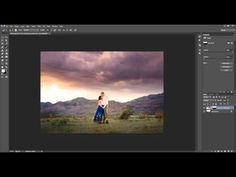 A sky overlay can help you add drama and intrigue to your photos. Learn how to apply Sky Overlays in Photoshop quickly and easily. Adobe Photoshop, Photoshop Youtube, Lightroom Tutorial, Photoshop Design, Photoshop Elements, Photoshop Actions, Photoshop For Photographers, Photoshop Photography, Ps Tutorials