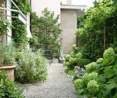 Jardin contemporain en ville via Nat et nature