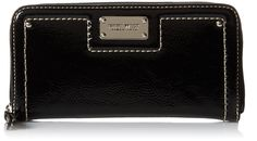 Nine West Can't Stop Shopper Ziparound Wallet
