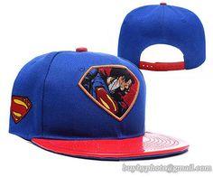 Cheap Wholesale Superman Snapback Hats LeatherBrim Red for slae at US$8.90 #snapbackhats #snapbacks #hiphop #popular #hiphocap #sportscaps #fashioncaps #baseballcap