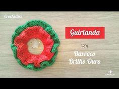 Jo Ludwig - Guirlanda de Natal + Porta Velas - YouTube