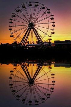 Silhouette Photography, Art Photography, Images Murales, Michael Moore, Carnival Rides, Six Flags, Summer Dream, Summer Fair, Tumblr Wallpaper