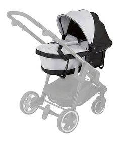 Another great find on #zulily! Stone Click'N Move Carrycot by Kiddy USA #zulilyfinds