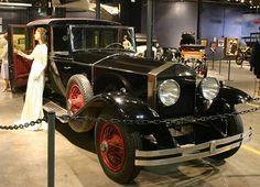 1928 Rolls Royce Silver Ghost (oh so sweet)