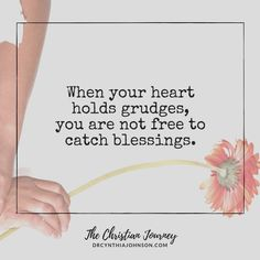 Inspirational Quotes - When your heart holds grudges, you are not free to catch blessings.  -   #blessings #grudges #honesty #forgiveness #faith #quotes Honesty Quotes, Faith Quotes, Bible Quotes, Forgive Quotes, Advice Quotes, Attitude Quotes, Quotes Quotes, Qoutes, Holding Grudges Quotes