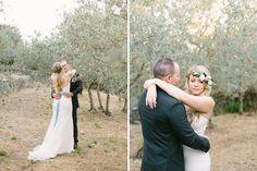 wedding and elopement photographer in Gordes | La Bastide de Gordes | bride and groom's portrait