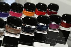 Partnering with Sephora, Marc Jacobs is ready to launch Marc Jacobs beauty line. The line offers 122 different products broken into 4 categories. Beginning august in all Marc Jacobs stores and Sephora stores, the new beauty line will be available. Marc Jacobs Nail Polish, Marc Jacobs Makeup, Beauty Trends, Beauty Hacks, Beauty Stuff, Makeup Trends, Makeup Stuff, Beauty Ideas, Mary Janes