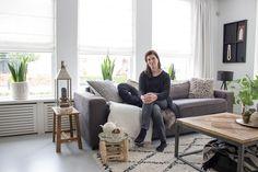 Gastblogger Jeannette stelt zich voor | InteriorTwin Couch, Furniture, Home Decor, Blogging, Settee, Sofa, Couches, Interior Design, Sofas