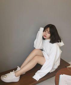 Pretty Girl of Asian - Smile Girl Beauty Mode Ulzzang, Ulzzang Korean Girl, Cute Korean Girl, Cute Asian Girls, Cute Little Girls, Pretty Girls, Ulzzang Short Hair, Girl Korea, Jung So Min