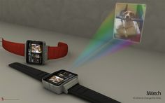 IcreativeD: Apple iWatch Concept