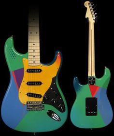 John Crash Matos Art Stratocaster