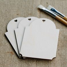 Ornate Wooden Tag Shape to Decorate Wooden Craft Shapes, Wooden Crafts, Wooden Tags, Craft Projects, Gifts, Design, Decor, Wood Crafts, Favors