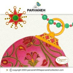 Parvaneh's Jewelled Ornaments