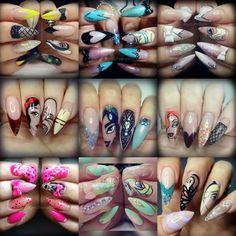 Disney Nails   IG: @getbuffednails  ---------------------------------------------------------- #nails #nail #fashion #style #hudabeauty #cute #beauty #beautiful #instagood #pretty #girl #girls #stylish #sparkles #styles #gliter #nailart #opi  #essie #unhas #preto #branco #rosa #love #shiny #polish #nailpolish #nailswag #anastasiabeverlyhills #vegas_nay