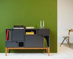 Looks like a versatile cabinet! Neat and efficient!