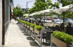 outdoor seating restaurants - Google Search