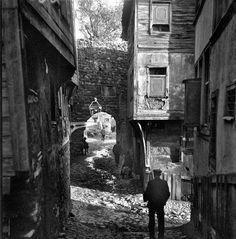 Yanıkkapı. Galata, İstanbul,
