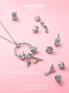 Share your passions with the Pandora Passions collection. Pandora Bracelet Charms, Pandora Jewelry, Charm Bracelets, Pandora Pandora, Cute Jewelry, Charm Jewelry, Bridal Jewelry, Estilo Converse, Vintage Costume Jewelry