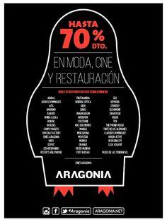 GASTRONOMÍA EN ZARAGOZA: Black Friday Aragonia - 28 de noviembre