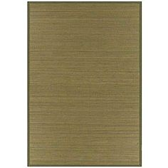 @Overstock.com - Neutral colors combine in the subtle striped pattern of this casual bamboo rug that protects your floor from everyday wear. With durable, easy-to-care-for bamboo material, this rug makes a great choice for a busy entryway or other high-traffic area. http://www.overstock.com/Home-Garden/Wood-tone-Bamboo-Rug-6-x-9/3977344/product.html?CID=214117 $76.99